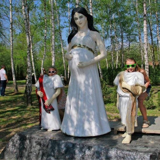 Park Mitologii w Zatorze
