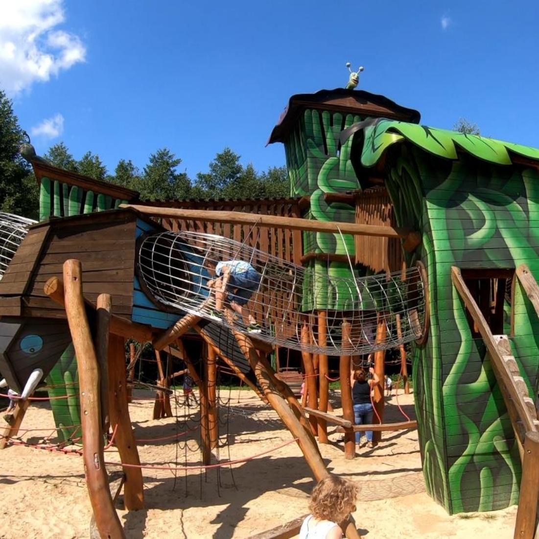 Plac Zabaw w Zatorlandzie