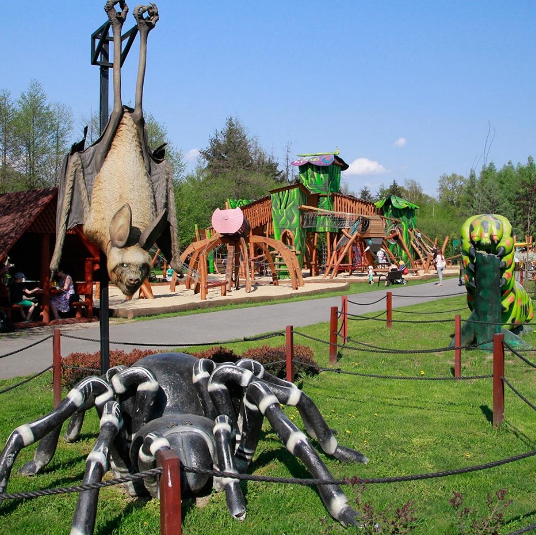 zatorland park owadów