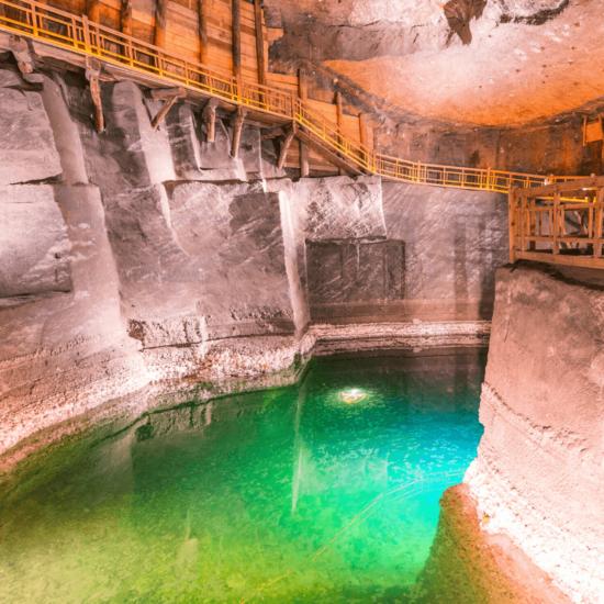 kopalnia soli wieliczka wycieczka dla dzieci i młodzieży